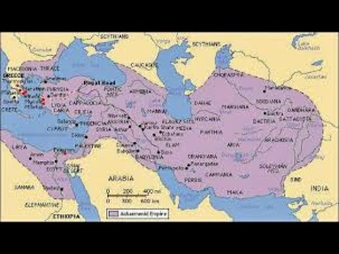 The persian empire documentary