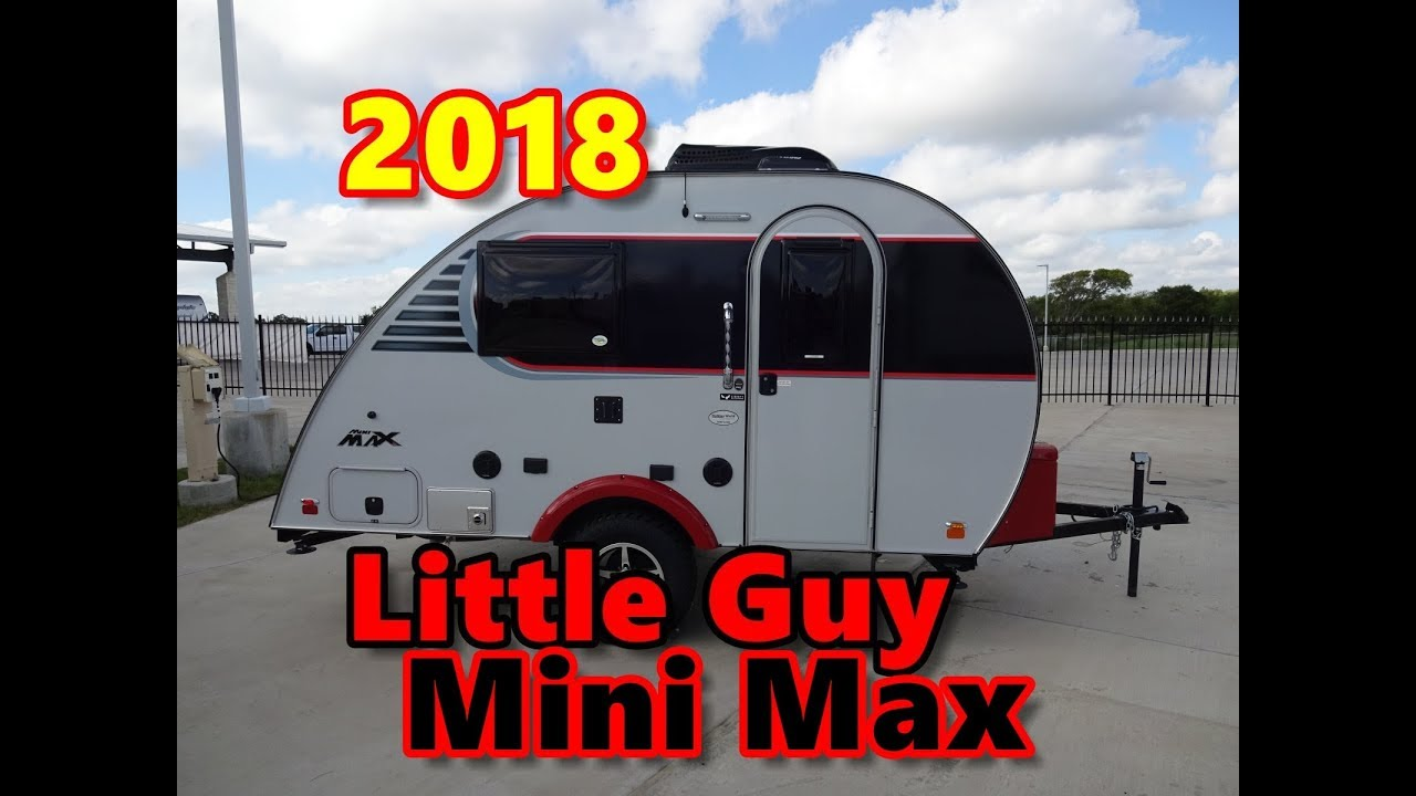 Super Light And Easy To Tow 2018 Mini Max By Little Guys Youtube