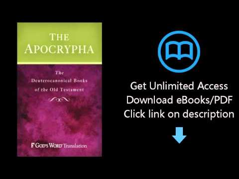Download GW Apocrypha Hardcover: The Deuterocanonical Books of the Old Testament PDF
