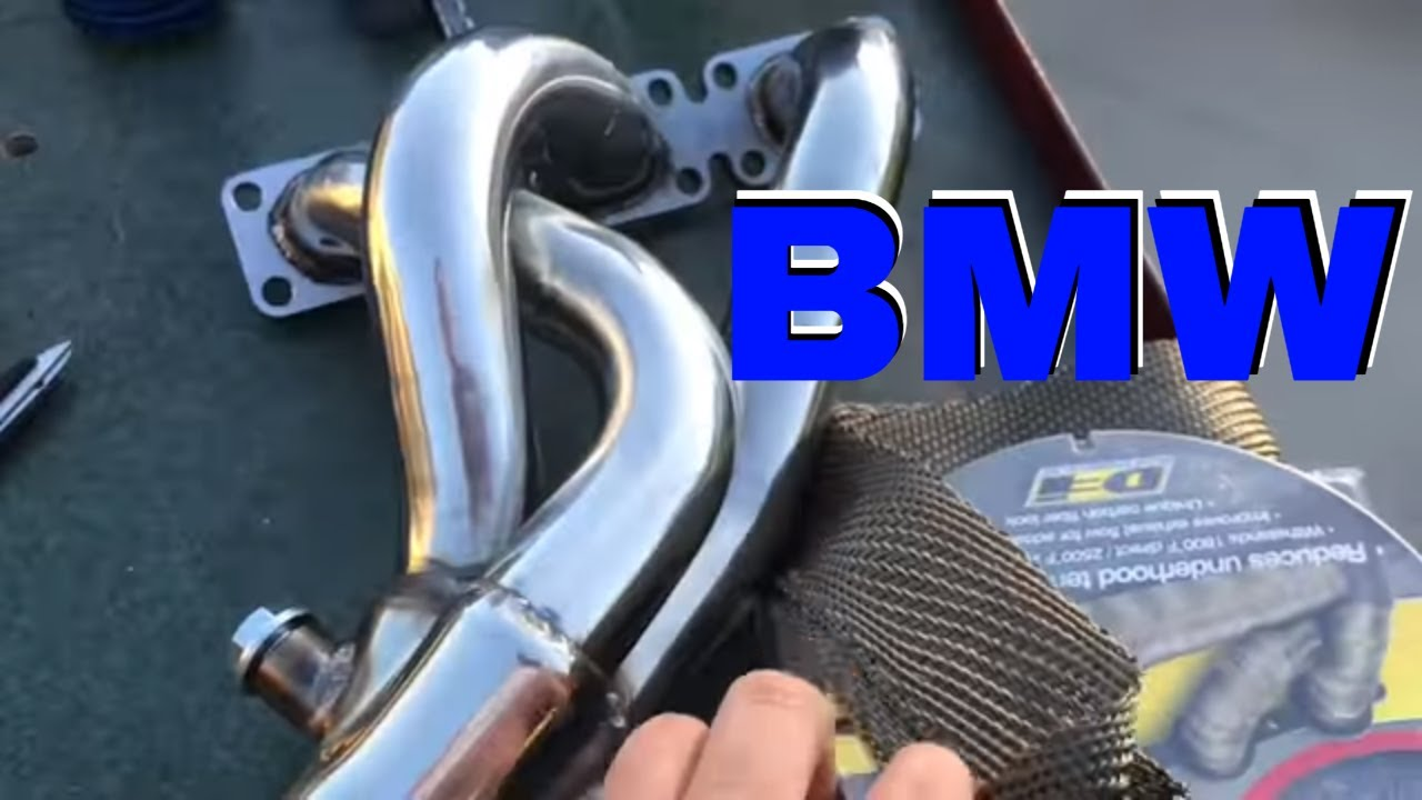How To Install Headers On A Bmw 325i E46