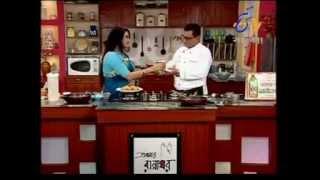 Rongon Neogi's Cookery show - Ruhi Kalia