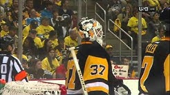 New York Rangers @ Pittsburgh Penguins. Round 1 Game 1