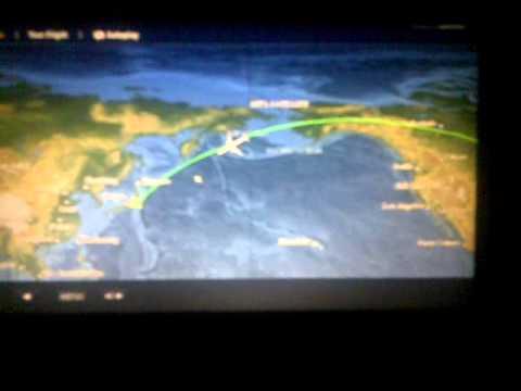 toronto to japan satellite view air canada flight path. Black Bedroom Furniture Sets. Home Design Ideas