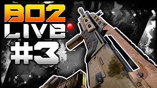 CoD BO2: NiCE M8A1 Gameplay! [BIG NEWS] - LiVE w/ Elite #3 (Call of Duty Black Ops 2 Multiplayer)