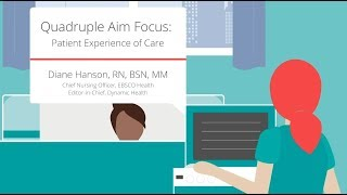 EBSCO Health Nursing Pulse: Quadruple Aim Focus: Patient Experience of Care thumbnail