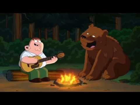 Family Guy - Michael Rowed A Boat, hallelujah (Song)