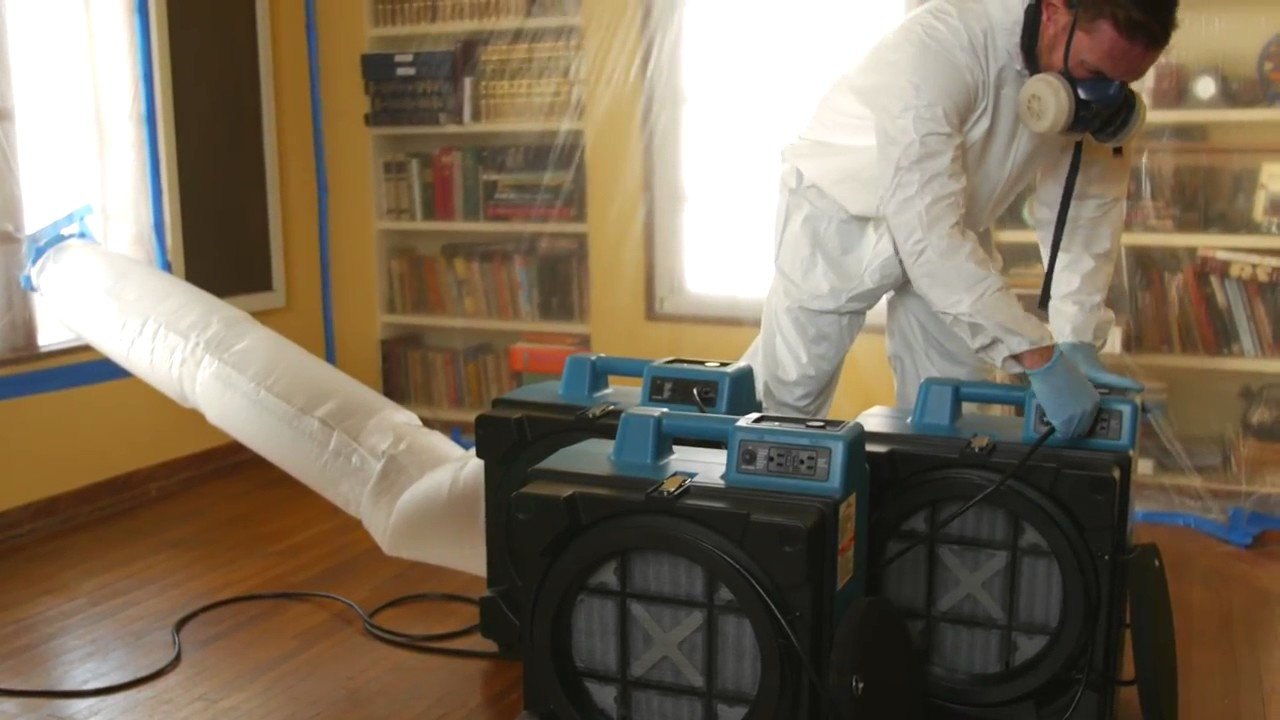 xpower air scrubbers for air purification mold remediation restoration