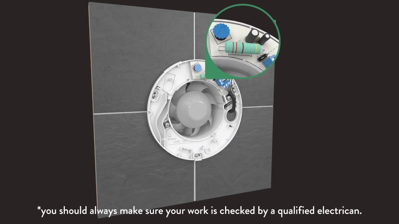 medium resolution of how to install xpelair bathroom fan standard timer b m stores