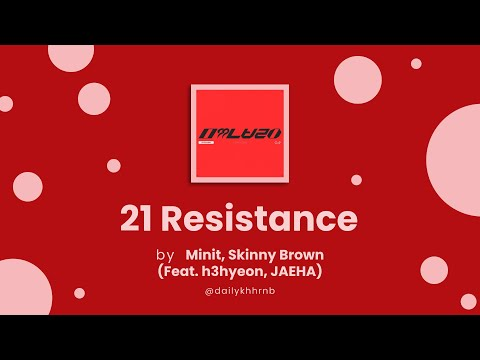 21 Resistance Skinny Brown+Minit