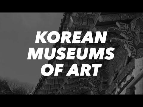 Modern Korea: Korean museums of Art