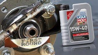 Liqui moly MoS2 Leichtlauf 15W40 Jak skutecznie olej chroni silnik?