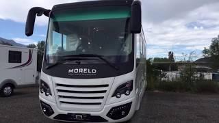 Camping-car de LUXE // Morelo palace 88 LB collection 2018 en avant première