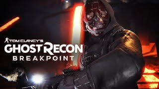 Ghost Recon Breakpoint - Official Cinematic Project Titan Raid Trailer