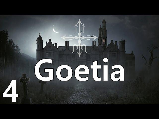 Goetia Walkthrough - Exploring the photographic realm [pt 4]