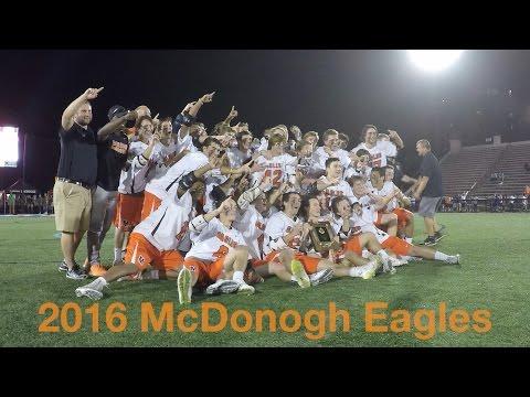 2016 MIAA Championship: McDonogh vs Boys' Latin