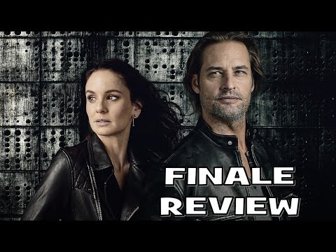 "Colony Season 2 Episode 13 ""Ronin"" Review, Reveals, Lost References, Escape from LA"
