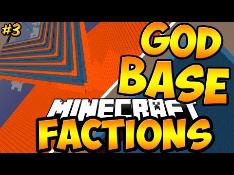 NEW GOD FACTIONS BASE!!! | Minecraft Cosmic PvP EP:3 Nebula Planet | COSMIC FACTIONS
