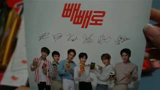 Unboxing Pepero Special Edition EXO K