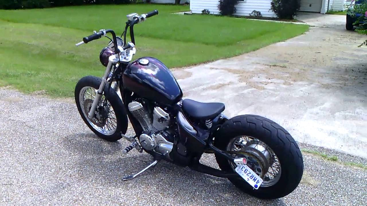 Honda Shadow 600 Bobber Parts Hobbiesxstyle