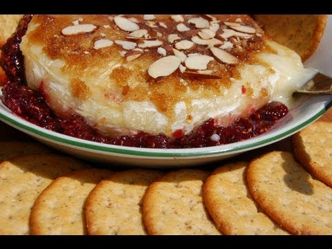 {Appetizer Recipe} Baked Brie by CookingForBimbos.com