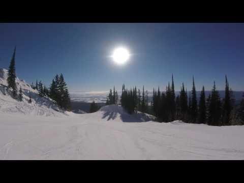 Fantastic Skiing At Whitefish Mountain Resort