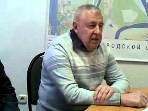 Глава Ассоциации Евгений
