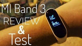 MI Band 3 Review || Test || Bangla