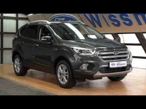 ford kuga titanium wpmahe24970 magnetic grau autohaus wissmann youtube. Black Bedroom Furniture Sets. Home Design Ideas