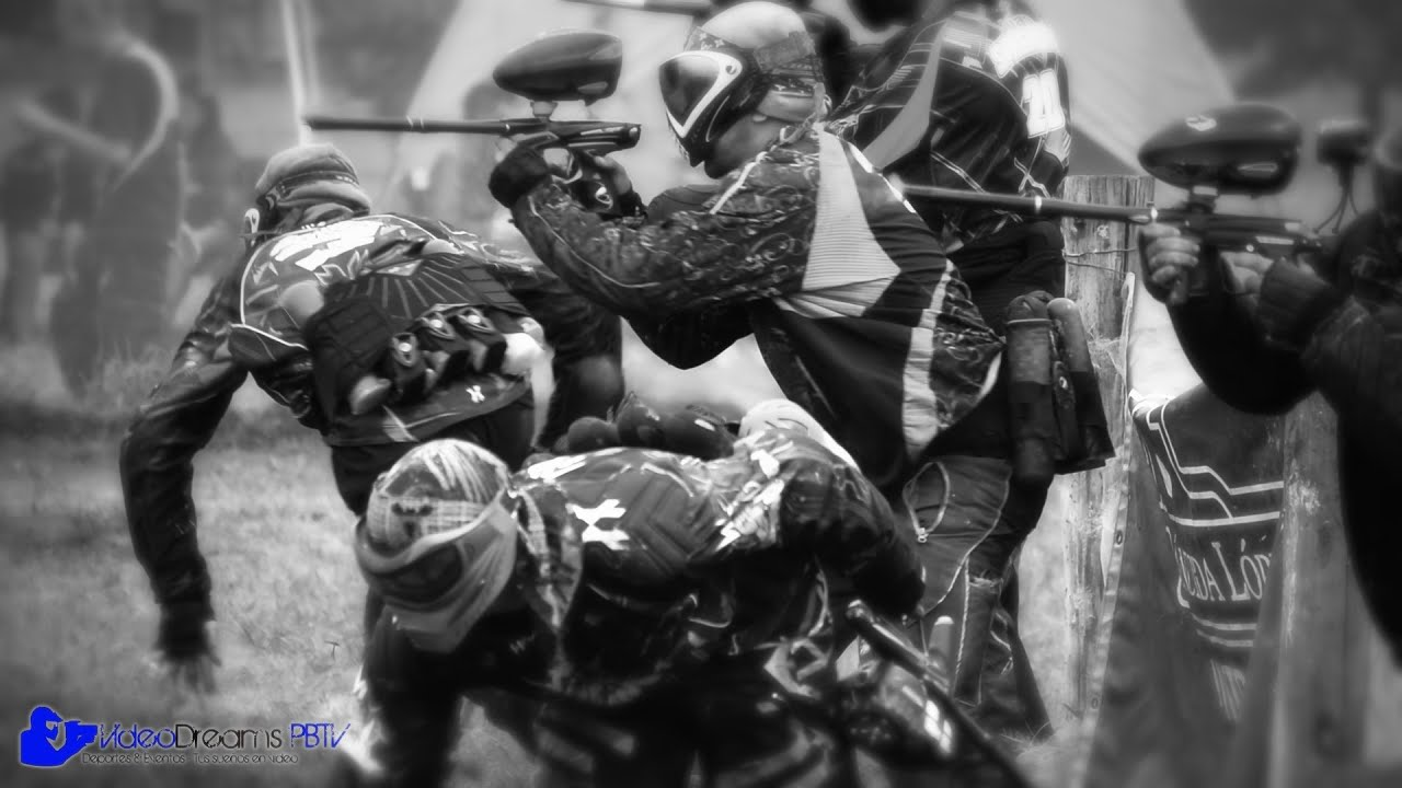 redemption paintball team champions videospot by
