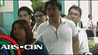 "Senator Ramon ""Bong"" Revilla Jr. surrenders to ..."