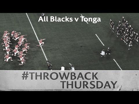 Stunning Haka vs Tongan Wardance