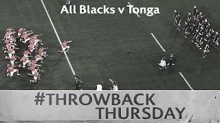 Stunning Haka vs Tongan Wardance