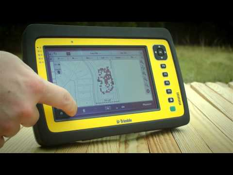 First Look: Trimble Site Tablet Presented By SITECH