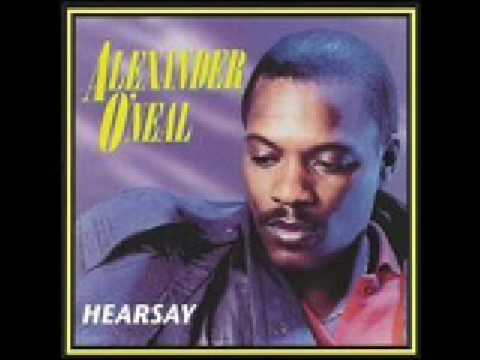 Alexander O'Neal - When the party's over