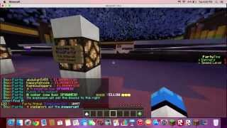 Minecraft: Hive Gameplay (Block Party!)