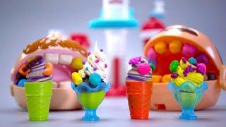 黏土遊戲【🍦做冰淇淋】Play-Doh 培樂多🍧終極蛋捲冰淇淋遊戲組 thumbnail