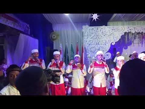 al mumajjad yallal wathon 2018