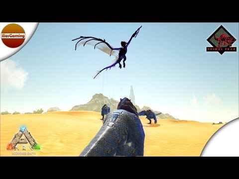 Chaos Guardian & Spirit Guardian. ARK Scorched Fear E21 (Greek gameplay)