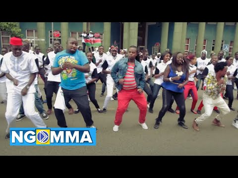 DK KWENYE BEAT FT VARIOUS ARTISTS- ONE NATION ONE VIBE (OFFICIAL VIDEO)