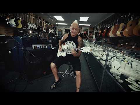 Pete Koller of Sick Of It All on the BIAS Rack amplifier