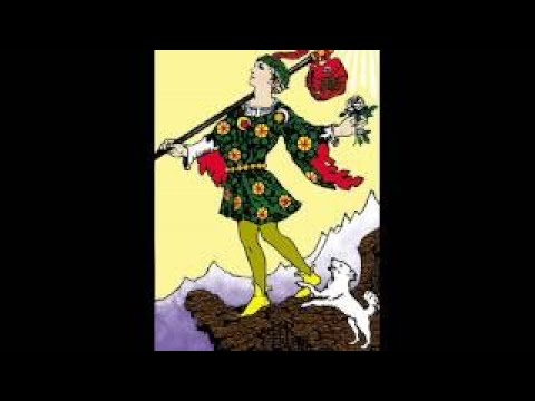 Tarot Key 0 - The Fool discussed by The Symbolic Sorcerer