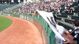 千葉ロッテ齊藤 明雄コーチのファンサービス