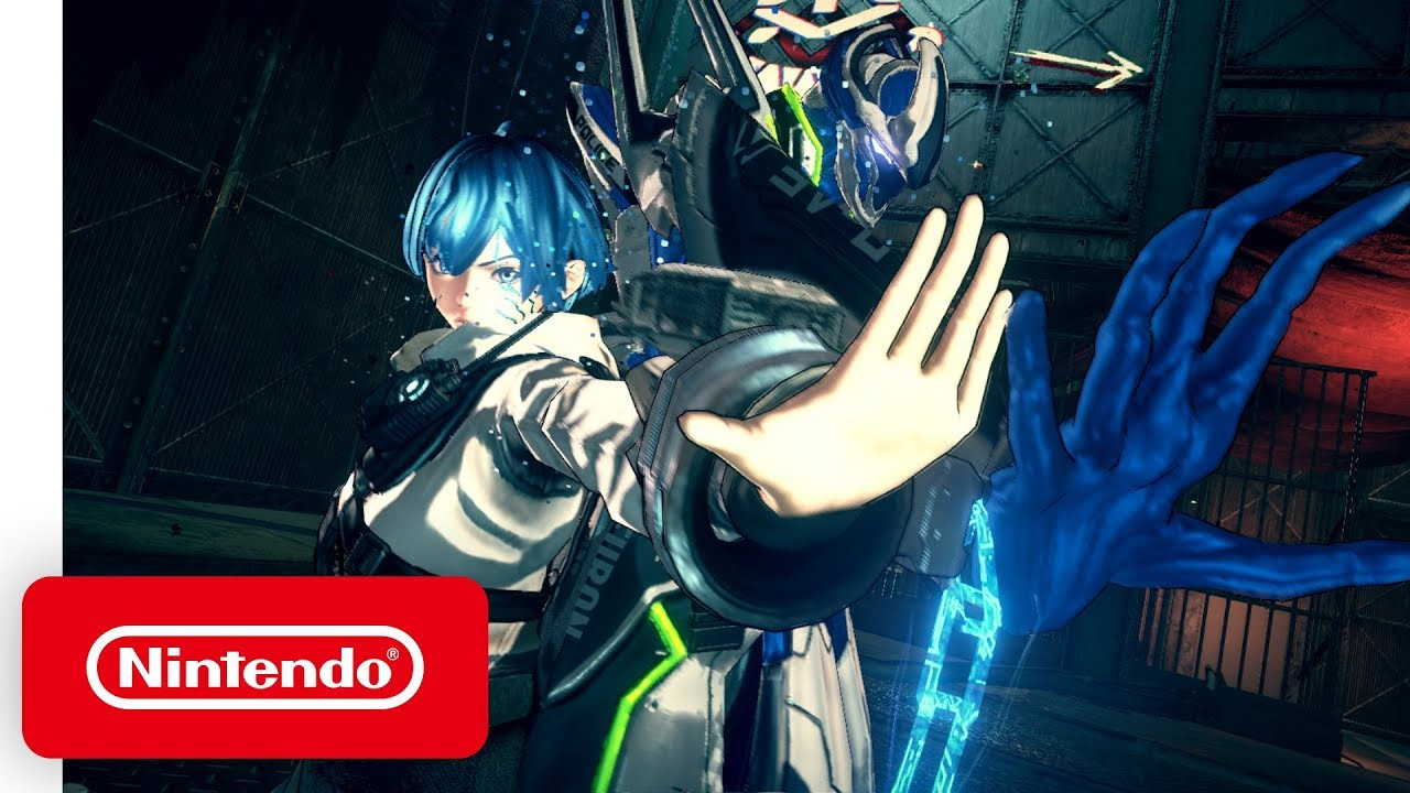Astral Chain Is a Greatest Hits Collection of Great Action Games
