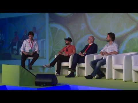 Panel Discussion - Breaking Borders @ ZEST Malta 2016