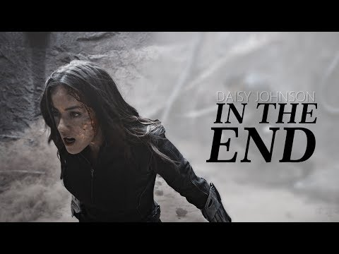 Daisy Johnson | In The End [HBD Dasha]