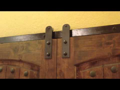 Sliding Barn Door Hardware Youtube