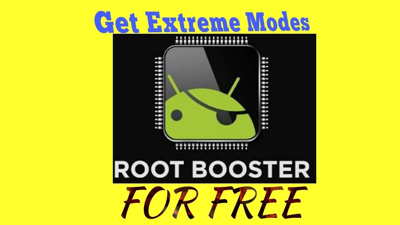 root booster full apk download