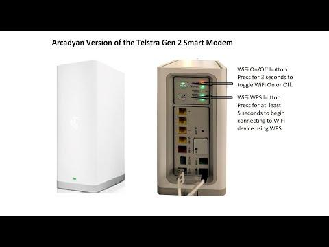 Telstra Smart Modem Gen 2 (Arcadyan) Optimize and Fix WiFi