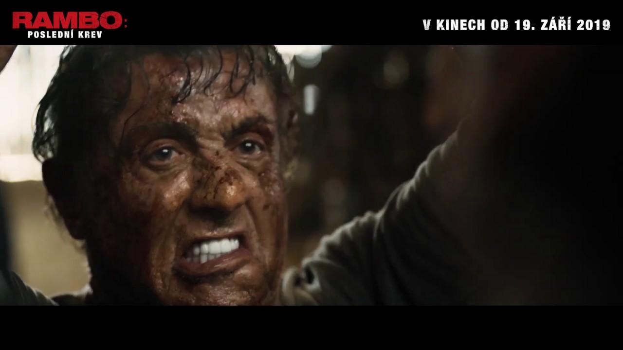 Rambo: Poslední krev - TRAILER, české titulky