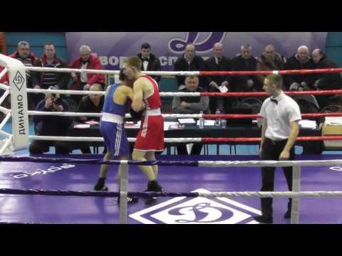 Бокс. 60 кг. Финал. Сынкин - Геворкян